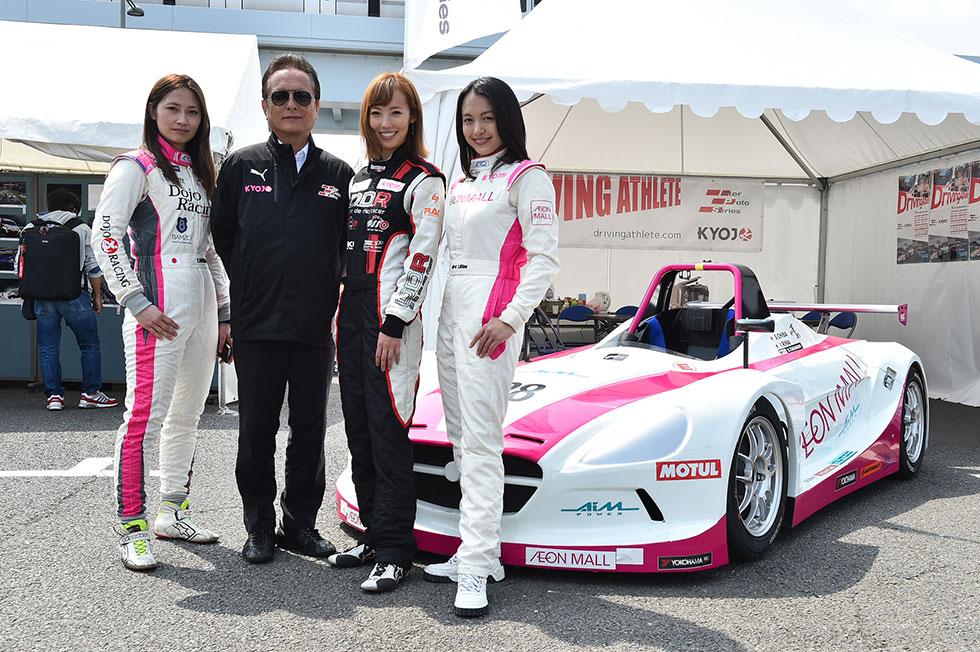モータースポーツジャパン2019 フェスティバル in お台場 ブース出展レポート