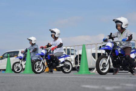 キッズカート体験会/キッズバイク体験会