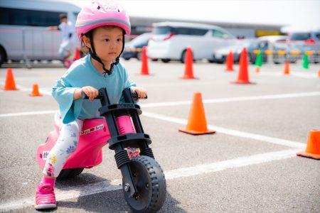 親子無料自転車教室【へんしんバイク】